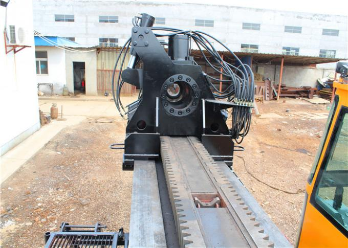 450 TON Trenchless Horizontal Directional Drilling Machine pipe pulling HDD machine DL4500
