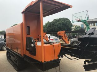 No Dig Hydraulic Drilling Rig Machine DL660S  Pipe Pulling HDD Machine