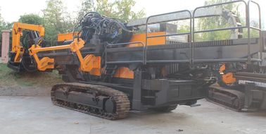 Hydraulic 40T Horizontal Directional Large Drilling Machine For Sale