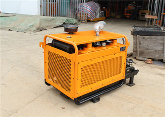 Underground Pipe Laying Hdd Drilling Equipment Hydraulic DFM1504
