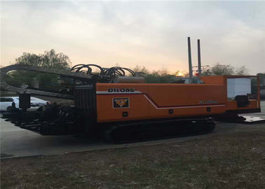 Cralwer Integrated Underground Boring Equipment / Hdd Drilling Equipment