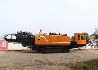 No Dig Crawler Drilling Rig Machine DL3000  Pipe Pulling HDD Equipment