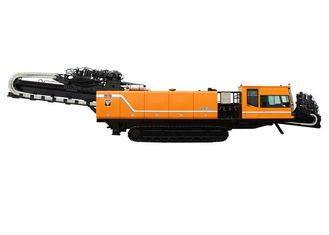 Underground HDD Crawler Drilling Rig Horizontal Directional Drilling YELLOW