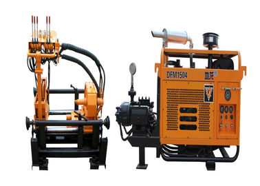 Underground Pipe Laying Machine For HDD Trenchless Boring Machine DFM1504