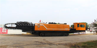 Automatic 300T Hdd Horizontal Directional Drilling For Underground Boring
