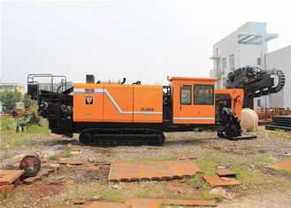 Horizontal Directional Trenchless Drilling Machine 80 Ton With Multi Gear Speed Regulation