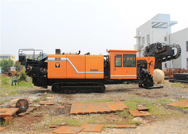 80T Underground Cable Laying HDD Trenchless Drilling Machine DL800A