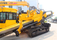 120t HDD Drilling Machine Heavy Duty Underground Pipe Laying Under DL1200