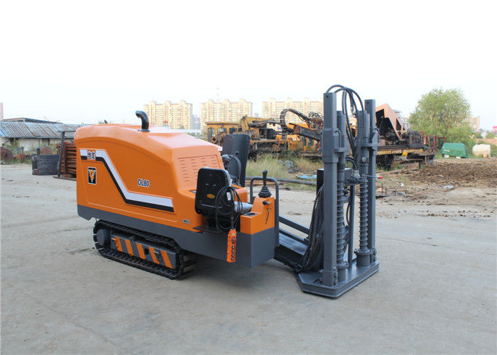 8t Directional Boring Machine For Sale Cable Laying