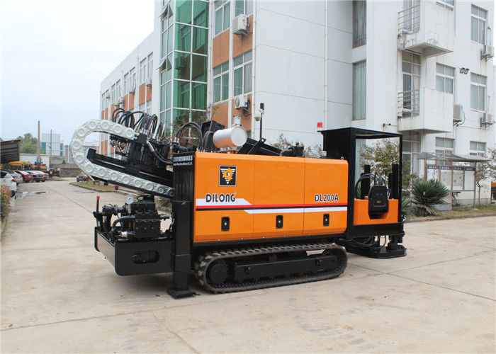 Hydraulic Drilling Rig Hdd Rig With Auto Anchoring And Auto Loading
