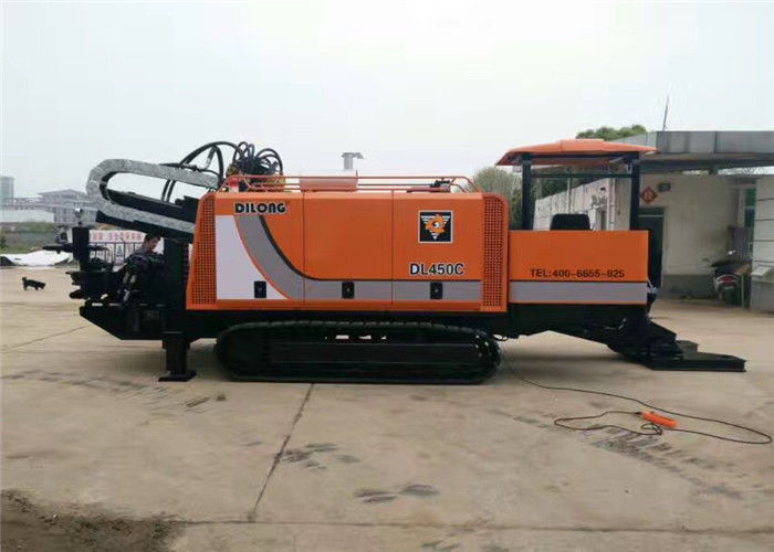 No Dig Horizontal Directional Boring Equipment Pipe Pulling Machine