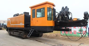 China High Efficient Directional Boring Machine Trenchless Rig 300 Ton factory
