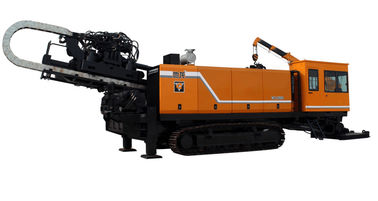 China CUMMINS Horizontal Directional Drilling Machine For Underground Engineering Communications factory